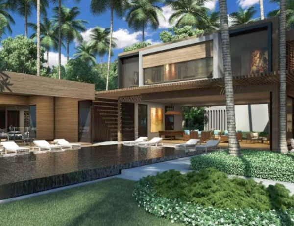 Blackadore Caye, Leonardo DiCaprio's Belize hideaway revealed